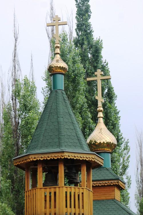 Воронеж.Церковь Михаила Архангела на Юго-Западном кладбище, , Артем Меньшиков.