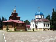 Церковь Матроны Московской в Заречном - Сочи - г. Сочи - Краснодарский край
