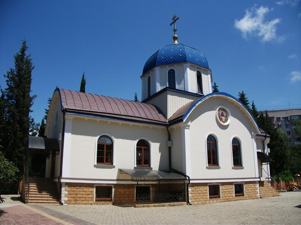 Церковь Матроны Московской в Заречном, Сочи