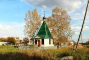 Часовня Троицы Живоначальной - Зеленцино - Александровский район - Владимирская область