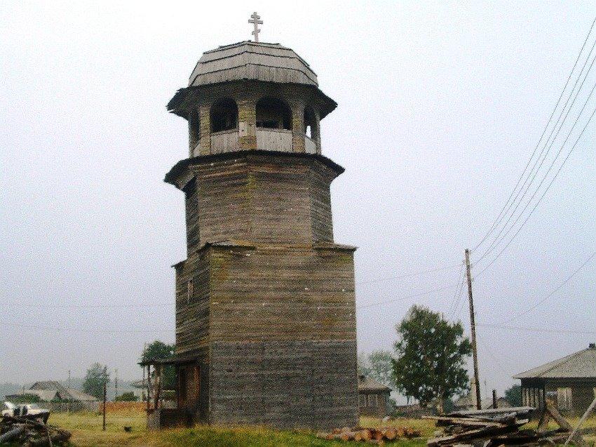 Ансамбль Ворзогорского погоста, Ворзогоры (Кондратьевское)