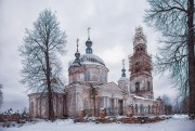 Харинское. Владимирской иконы Божией матери, церковь