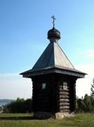 Часовня Германа Столобенского - Новинка (Стерженский погост) - Осташковский район - Тверская область