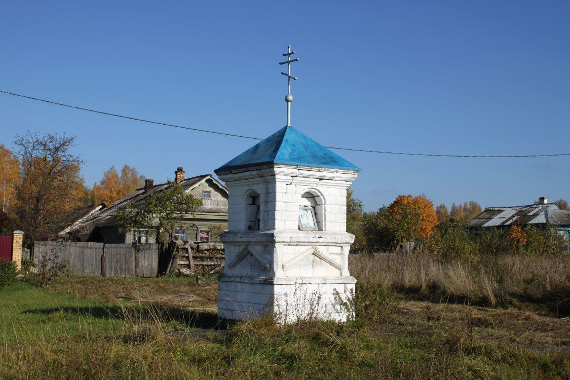 Неизвестная часовня, Мелехово