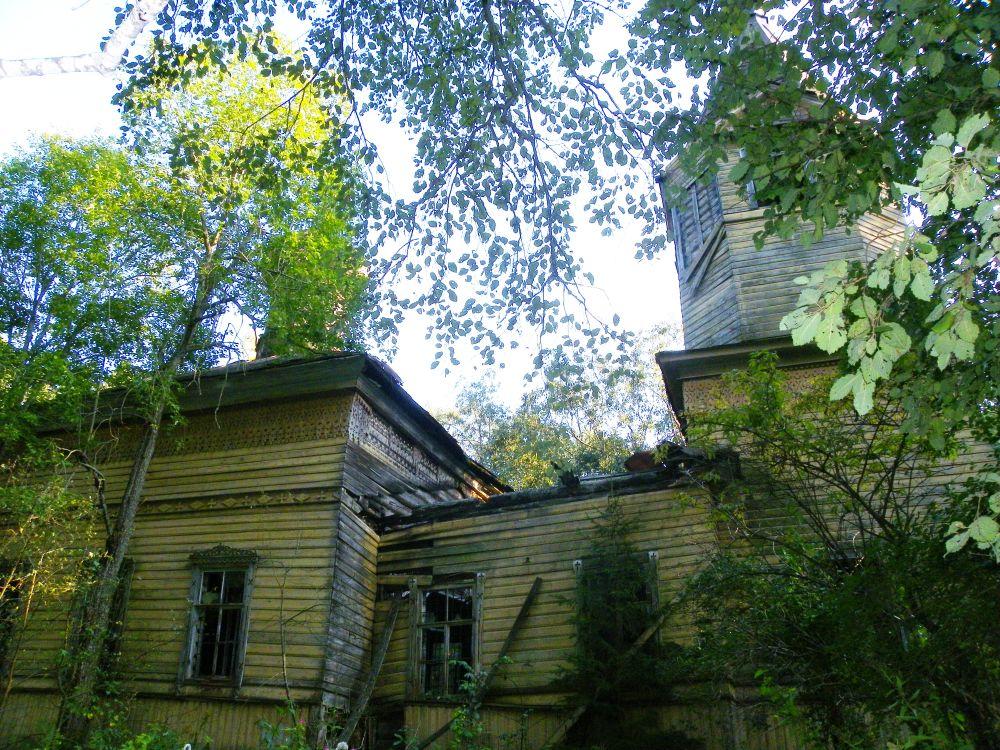 Церковь Спаса Преображения, Поддубье