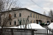 Октябрь. Михаила Архангела, церковь