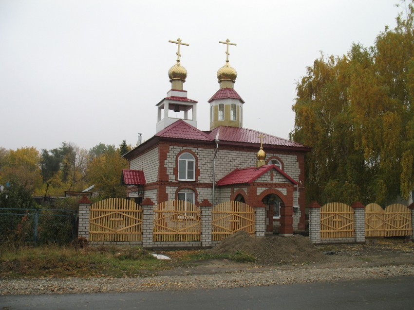Церковь Иоанна Предтечи, Первомайский