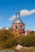 Церковь Успения Пресвятой Богородицы - Чуфарово - Сергачский район - Нижегородская область