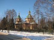 Церковь Николая Чудотворца - Малышево - Раменский район - Московская область
