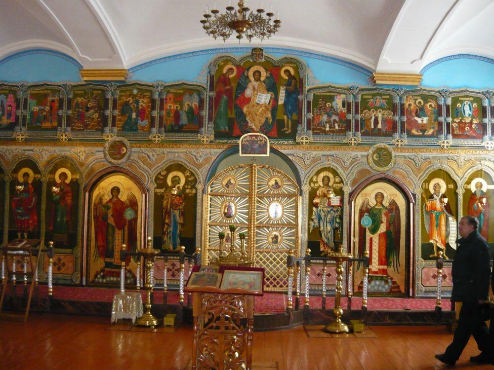 Церковь Илии Пророка, Шумячи