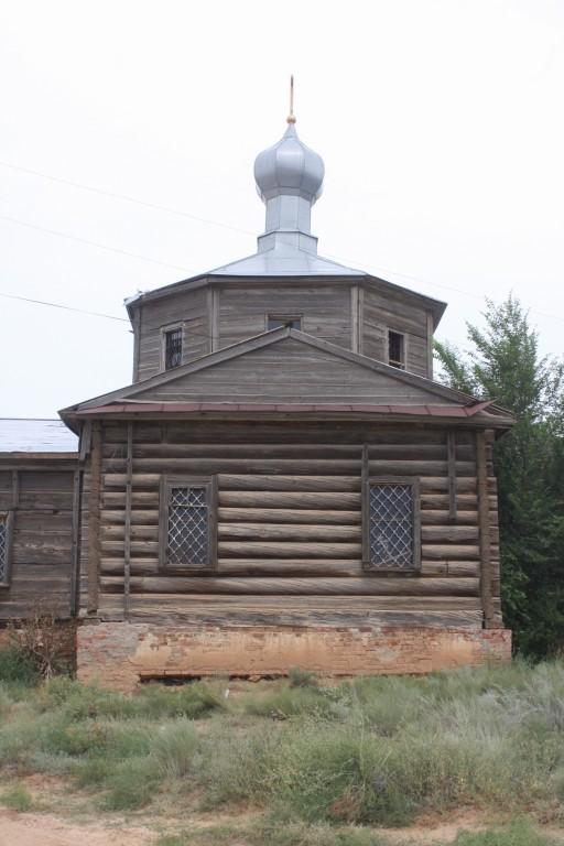 Церковь Михаила Архангела, Владимировка