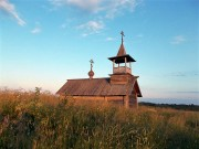 Часовня Пахомия Кенского - Карпова - Плесецкий район и г. Мирный - Архангельская область