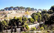 Гефсиманский монастырь Марии Магдалины - Иерусалим - Масличная гора - Израиль - Прочие страны