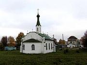 Церковь Александра Невского -  - Кичменгско-Городецкий район - Вологодская область