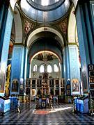 Церковь Рождества Пресвятой Богородицы - Никольское - Енотаевский район - Астраханская область