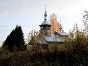 Неизвестная часовня - Кумбисер - Никольский район - Вологодская область