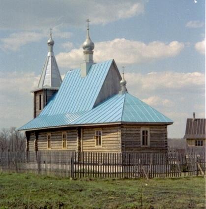 Церковь Сергия Радонежского, Егорий