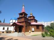 Церковь Андрея Первозванного в Заречном - Сочи - г. Сочи - Краснодарский край