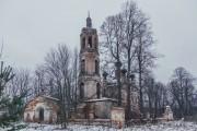 Губачево. Троицы Живоначальной, церковь