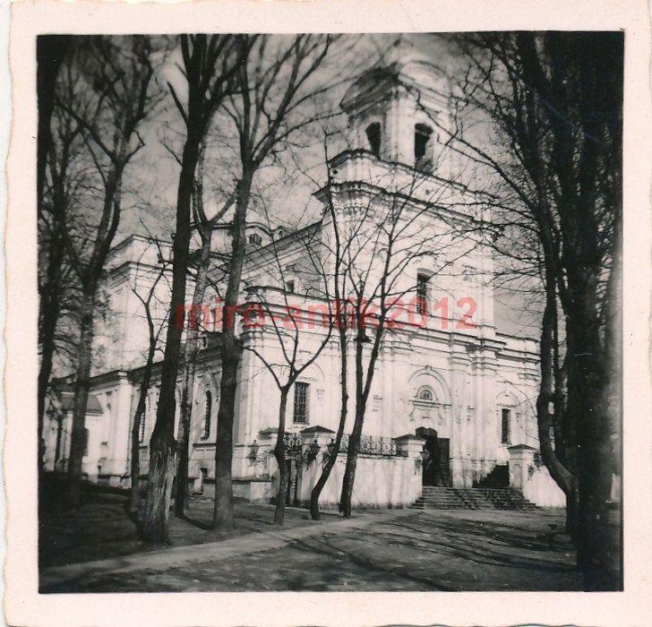 Собор Троицы Живоначальной, Луцк