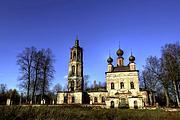 Церковь Троицы Живоначальной - Губачево - Угличский район - Ярославская область