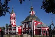 Борисоглебск. Бориса и Глеба, церковь