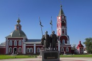 Церковь Бориса и Глеба - Борисоглебск - г. Борисоглебск - Воронежская область