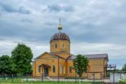 Церковь Богоявления Господня - Подсереднее - Алексеевский район - Белгородская область