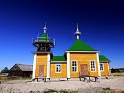 Церковь Елисея Сумского - Сумский Посад - Беломорский район - Республика Карелия