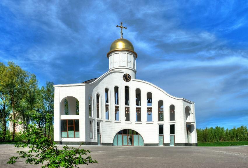 Церковь Спаса Преображения, Киев