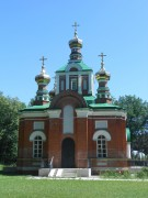 Церковь Николая Чудотворца - Кирицы - Спасский район - Рязанская область