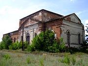 Церковь Троицы Живоначальной - Дедовка - Петропавловский район - Воронежская область