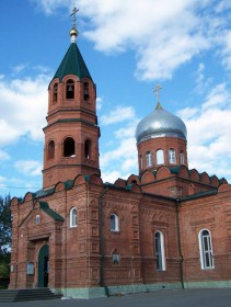 Фото, покровский храм п углового