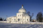 Церковь Спаса Преображения - Белоомут - Луховицкий район - Московская область