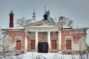 Церковь Воскресения Христова - Ловцы - Луховицкий район - Московская область