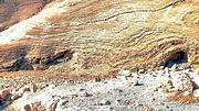 Неизвестный монастырь (аввы Дионисия (?), свв. Пророков (?)) - Иудейская пустыня, Вади Харитун (Нахаль Текоа) - Палестина - Прочие страны