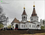 Красная Горбатка. Сергия и Никона Радонежских, церковь