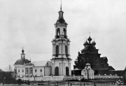 Церковь Воздвижения Креста Господня - Берёзовец - Галичский район - Костромская область