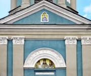 """Церковь иконы Божией Матери """"Знамение"""" - Уразово - Валуйский район - Белгородская область"""