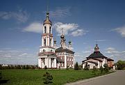 Храмовый комплекс Епархиальной школы в Михалях - Суздаль - Суздальский район - Владимирская область