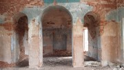 Ивановка, урочище. Троицы Живоначальной, церковь