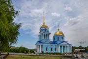 Церковь Тихвинской иконы Божией Матери - Ютановка - Волоконовский район - Белгородская область