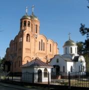 Владимир. Воскресения Христова на Судогодском шоссе, церковь