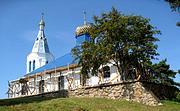 Церковь Покрова Пресвятой Богородицы - Бушики - Глубокский район - Беларусь, Витебская область
