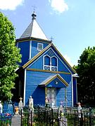 Церковь Спаса Преображения - Будча - Ганцевичский район - Беларусь, Брестская область