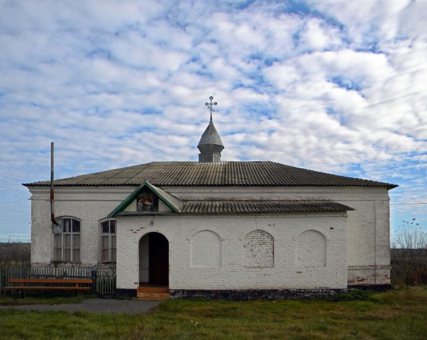 Церковь Рождества Христова, Ольховатка