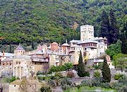 Дохиаров монастырь - Афон (Ἀθως) - Айон-Орос (Άγιον Όρος) - Греция