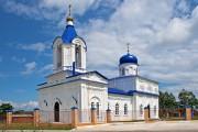 Церковь Казанской иконы Божией Матери - Нижнее Казачье - Задонский район - Липецкая область