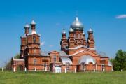 Церковь Покрова Пресвятой Богородицы - Черкасское - Колышлейский район - Пензенская область