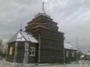 Церковь Владимирской иконы Божией Матери - Азанка - Тавдинский район - Свердловская область